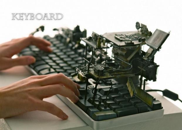 Hayal gücünü zorladı bu bilgisayarları yaptı! - Page 2