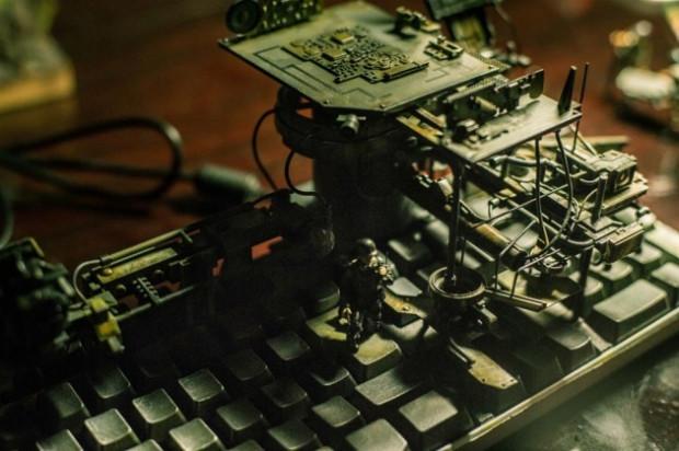 Hayal gücünü zorladı bu bilgisayarları yaptı! - Page 3