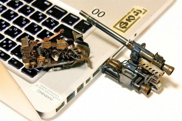 Hayal gücünü zorladı bu bilgisayarları yaptı! - Page 4