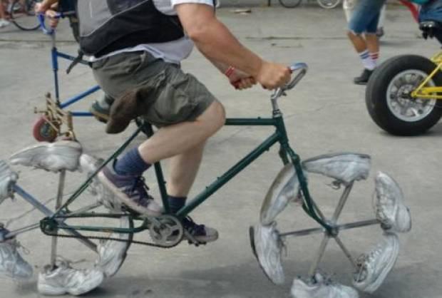 Hayal gücünü zorlayan bisiklet tasarımları - Page 1