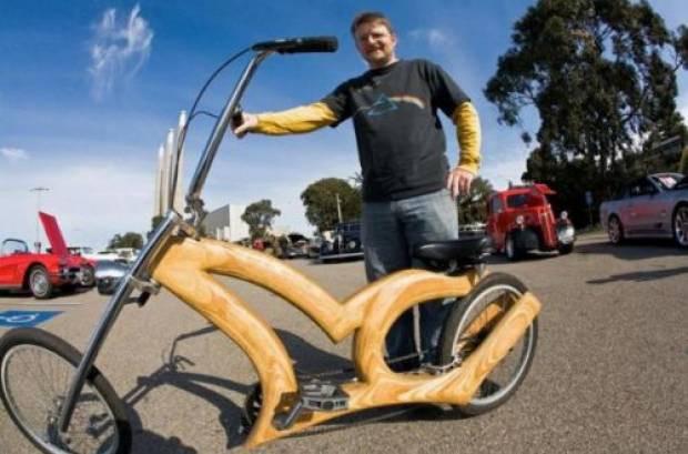 Hayal gücünü zorlayan bisiklet tasarımları - Page 3