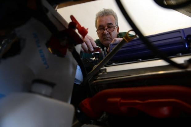 Hayalini kurduğu otomobili garajında yapan Türk! - Page 2