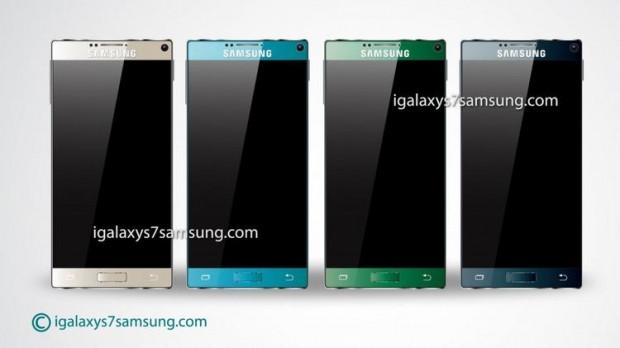 Hayallerdeki Galaxy S7 - Page 1