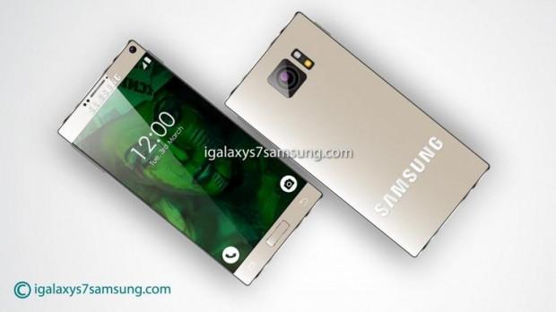 Hayallerdeki Galaxy S7 - Page 2