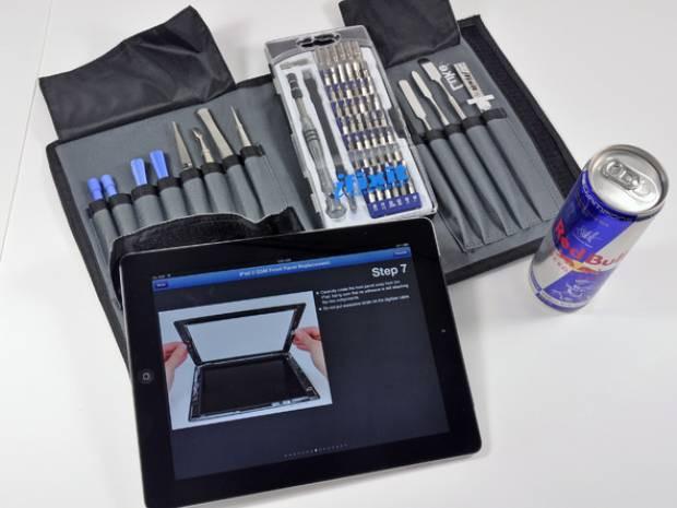 Haydi Yeni iPad 3'ü parçalarına ayıralım! -GALERİ! - Page 2
