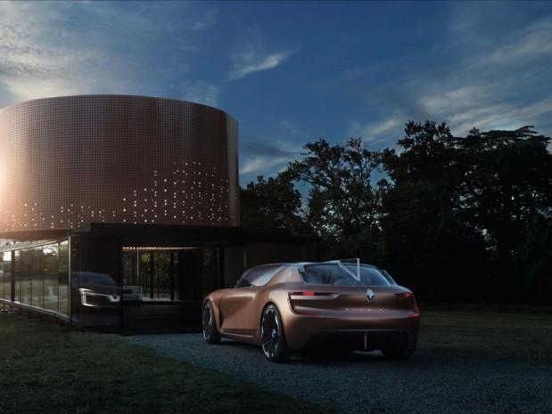 Hayran bırakan Renault'nun SYMBIOZ konsepti - Page 3