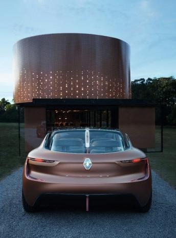 Hayran bırakan Renault'nun SYMBIOZ konsepti - Page 4