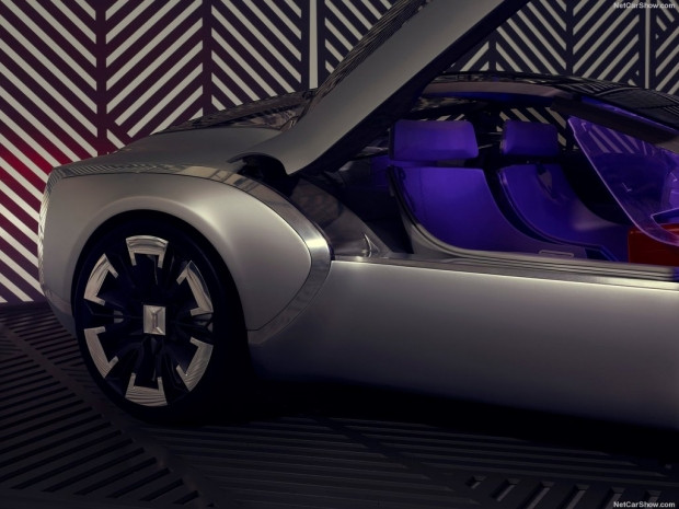 Hayran bırakan tasarımıyla Renault Coupe Concept C - Page 3