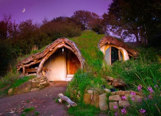 Hayranı olacağınız Hobbit evleri - Page 4