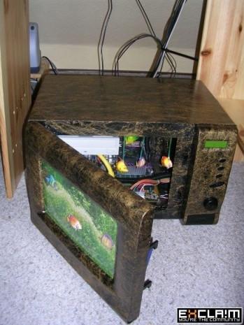 Hayrete düşüren bilgisayar kasaları - Page 2