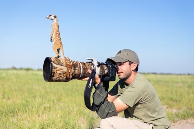Hayvanlara Selfie çektiren adam - Page 2