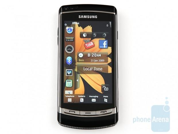 HD video kaydı yapabilen ilk telefon Samsung Omnia HD i8910 - Page 1