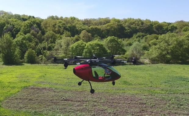 Hem Drone hem uçan taksi Passenger Drone - Page 2