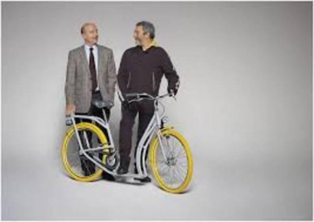 Hem kaykay hem bisiklet olabiliyor! - Page 2
