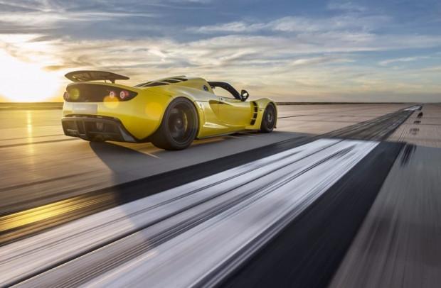 Hennessey Venom GT Spyder dünyanın en hızlı kabrio modeli oldu - Page 3