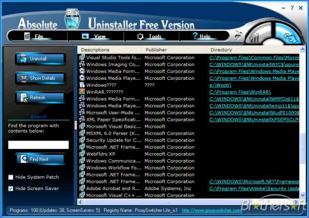 Her bilgisayarda olması gereken programlar -Gelişmiş Program Kaldırıcılar - Page 3