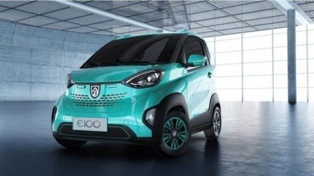 Herkesin alabileceği ucuz araç Baojunn E100 - Page 4