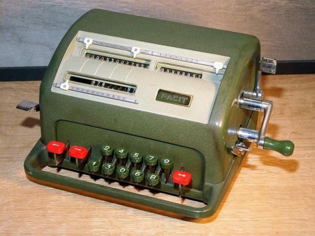 Hesap Makinasının Geçmişten Günümüze Gelişimini Anlatan 11 Fotoğraf - Page 3