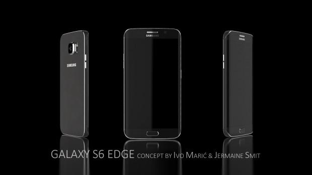 Heyecanla beklenen Samsung Galaxy S6 ve S6 Edge 3D tasarımları - Page 1