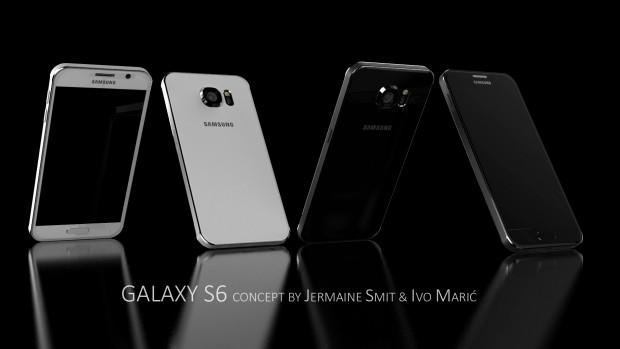 Heyecanla beklenen Samsung Galaxy S6 ve S6 Edge 3D tasarımları - Page 4