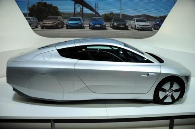 Hibrit araçlar Detroit'te ilgi odağı oldu! - Page 1