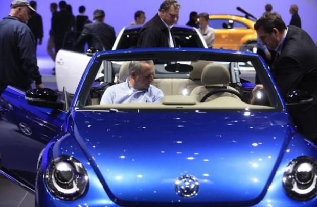 Hibrit araçlar Detroit'te ilgi odağı oldu! - Page 4