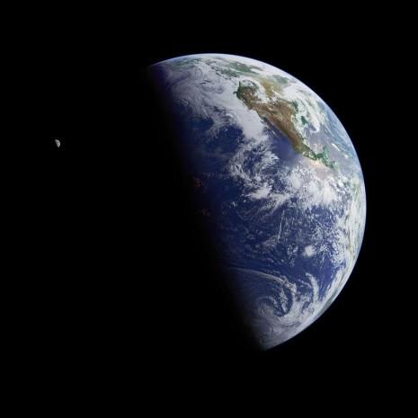 Hiç görmediğiniz güneş sistemi fotoğrafları - Page 2