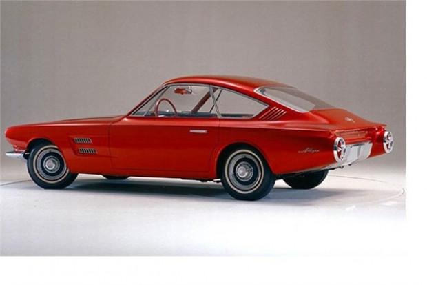 Hiç üretilmeyen Ford konseptleri! - Page 1