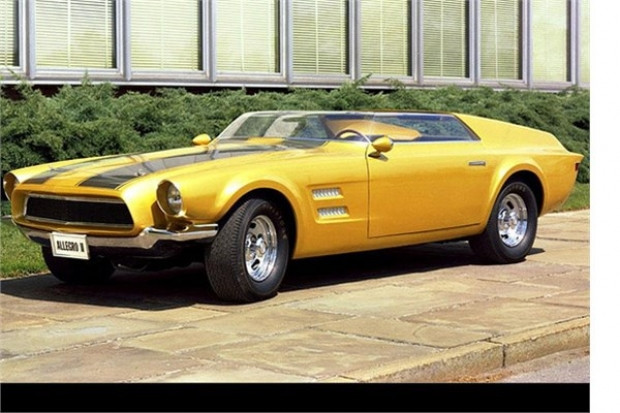 Hiç üretilmeyen Ford konseptleri! - Page 2