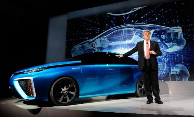 Hidrojen ve havayla çalışan araç CES'te tanıtıldı! - Page 3