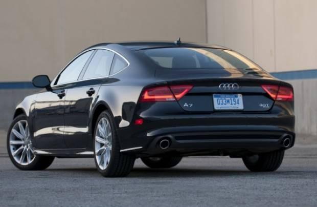 Hidrojenli Audi A7 geliyor - Page 1