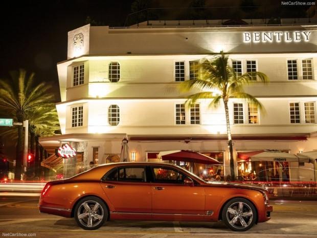Hız canavarı Bentley Mulsanne 2015 - Page 4