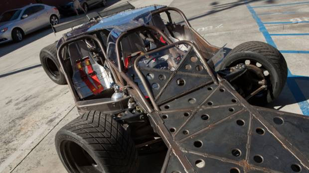 Hızlı ve Öfkeli 6 filminin arka sahnesinde ki arabalar - Page 2