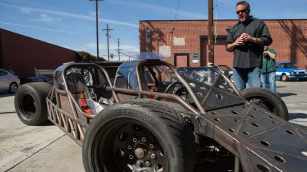 Hızlı ve Öfkeli 6 filminin arka sahnesinde ki arabalar - Page 4