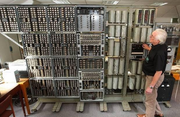 Hâla çalışan en eski bilgisayar - Page 1