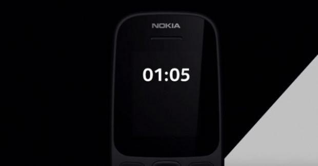 HMD Global, Nokia 105 ve Nokia 130'un yeni versiyonlarını duyrdu - Page 1