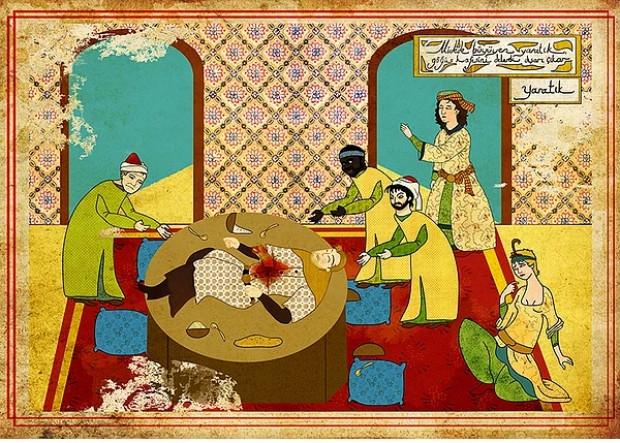 Hollywood filmleri Osmanlı minyatürlerine dönüşürse - Page 2