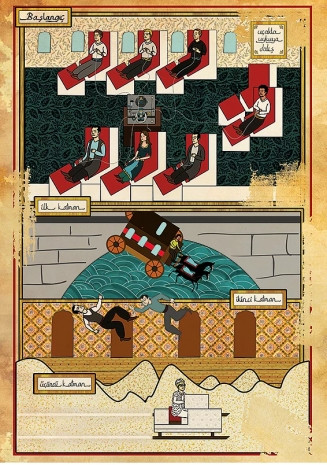 Hollywood filmleri Osmanlı minyatürlerine dönüşürse - Page 4