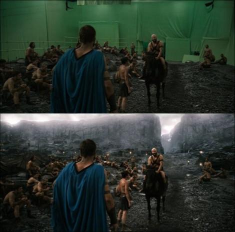 Hollywood'da o sahneler nasıl yapılıyor hiç merak ettiniz mi? - Page 1