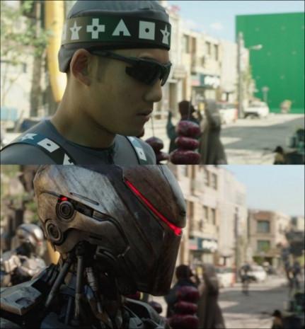 Hollywood'da o sahneler nasıl yapılıyor hiç merak ettiniz mi? - Page 4