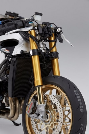 Honda 25. yılını CBR1000RR Fireblade SP ile kutluyor - Page 4