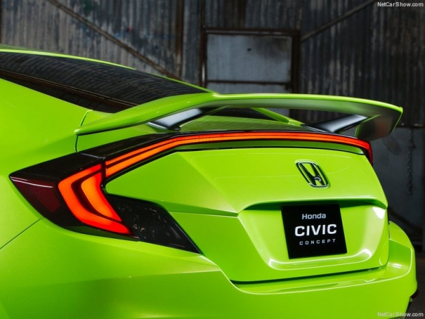 Honda Civic 2015 yılına hazır! - Page 1