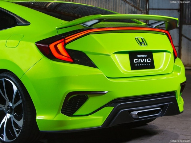 Honda Civic 2015 yılına hazır! - Page 3