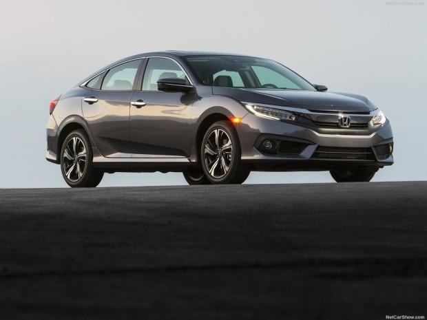 Honda Civic Sedan (2016) - Page 3
