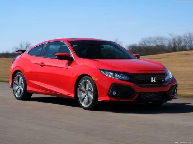 Honda Civic Si Coupe  2017 - Page 4