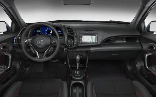 Honda CR-Z Hybrid otomobil testte! - Page 3