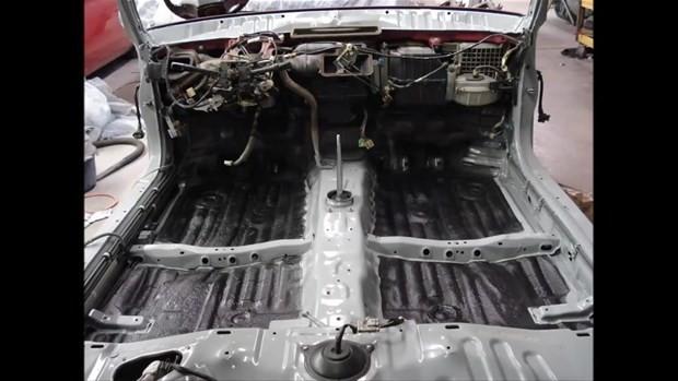 Honda CRX model aracını tepeden tırnağa değiştirdi - Page 1