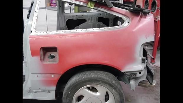 Honda CRX model aracını tepeden tırnağa değiştirdi - Page 2