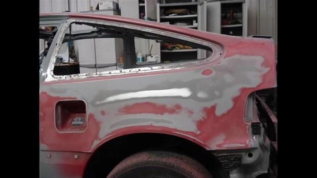 Honda CRX model aracını tepeden tırnağa değiştirdi - Page 3