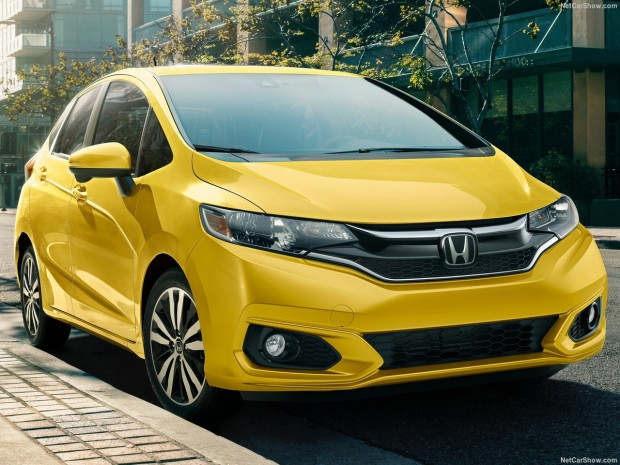 Honda Fit 2018 - Page 4